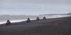 Iceland South Coast ATV Quad Bike